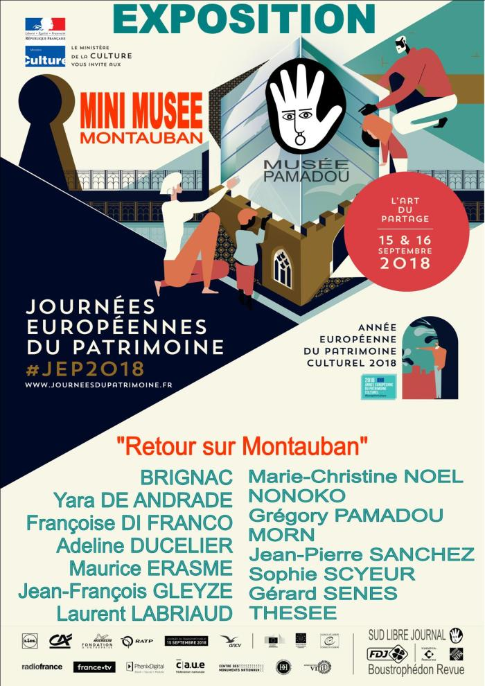 EXPOSITION JEP 2018 MINI MUSEE